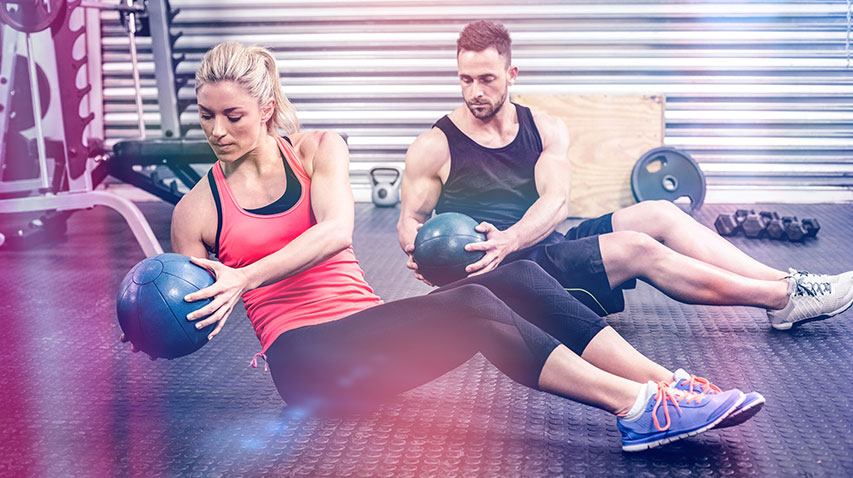 Öka din muskelmassa med kosttillskott