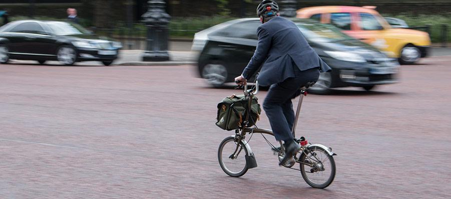 Tips för att cykelpendla till jobbet