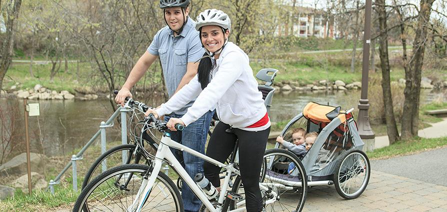 Varför väja cykelvagn?